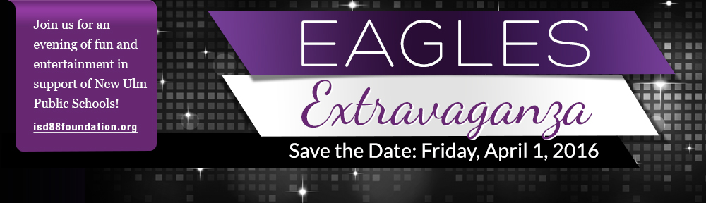 Save the Date - Eagles Extravaganza